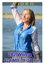 wetlook282 Wilma 1 (movie)