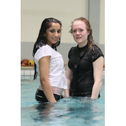 Anjali3 with Marleen