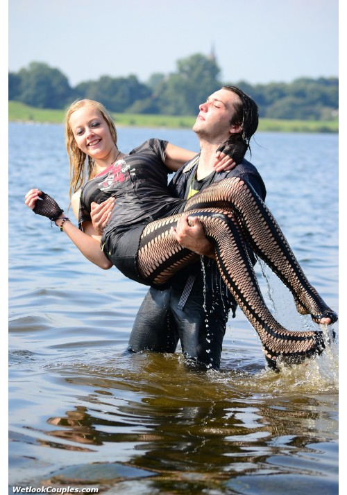 wetlook242-5 Eilein & Mike